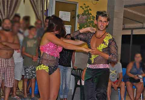 Photo Latin Dance